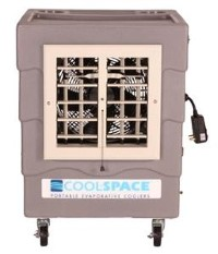 "COOL SPACE WAVE CSW-12-VD 12"" Variable Speed, Direct Drive for 700 sq ft"