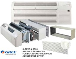 GREE ETAC12HP230V20A`Package Terminal Air Conditioner