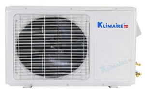 Klimaire KSIL012-H219-O 12000 BTU Single Zone Mix n Match Condenser Ducltess Split Air conditioner