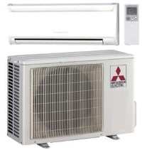 15000BTU MSYA15NA Mini Split AC