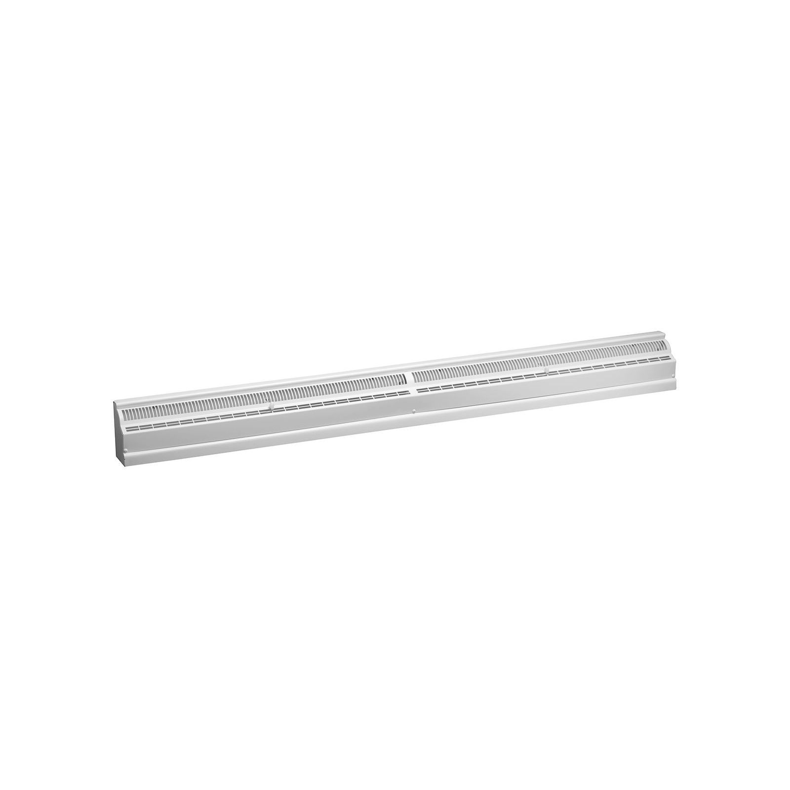 Hart & Cooley 010728 - #464 Steel Baseboard Register, 4'