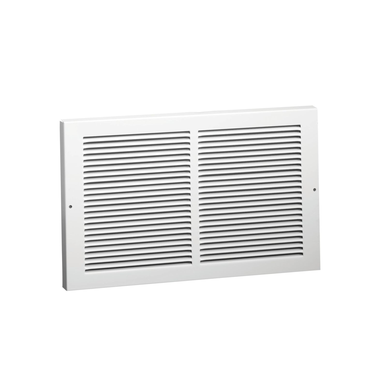 "Hart & Cooley 043649 - #657 Steel Baseboard Return Grille, White Finish, 14"" X 6"""