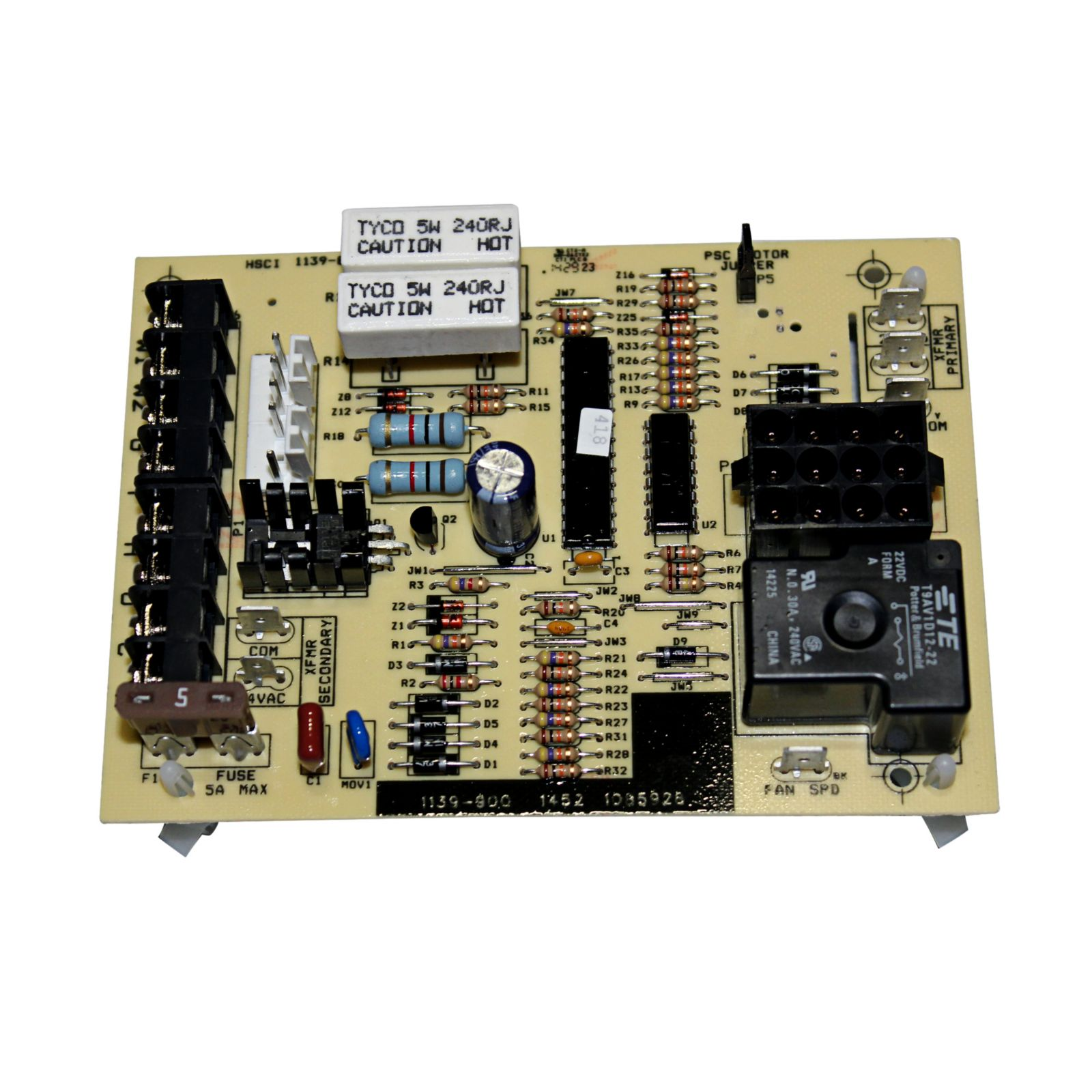 ICP 1085928 - Fan Timer Control Board