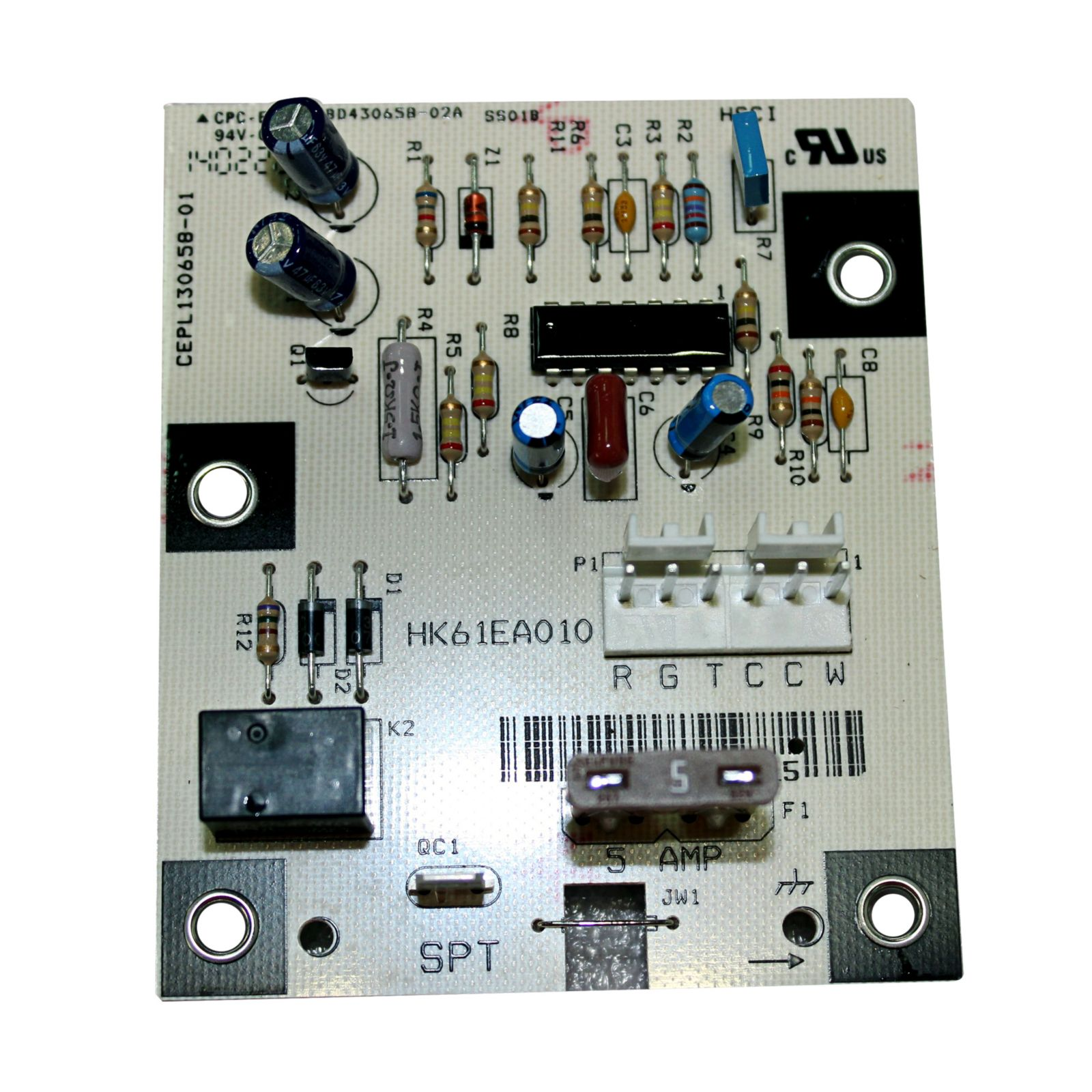 ICP 1172975 - Fan Coil Control Board