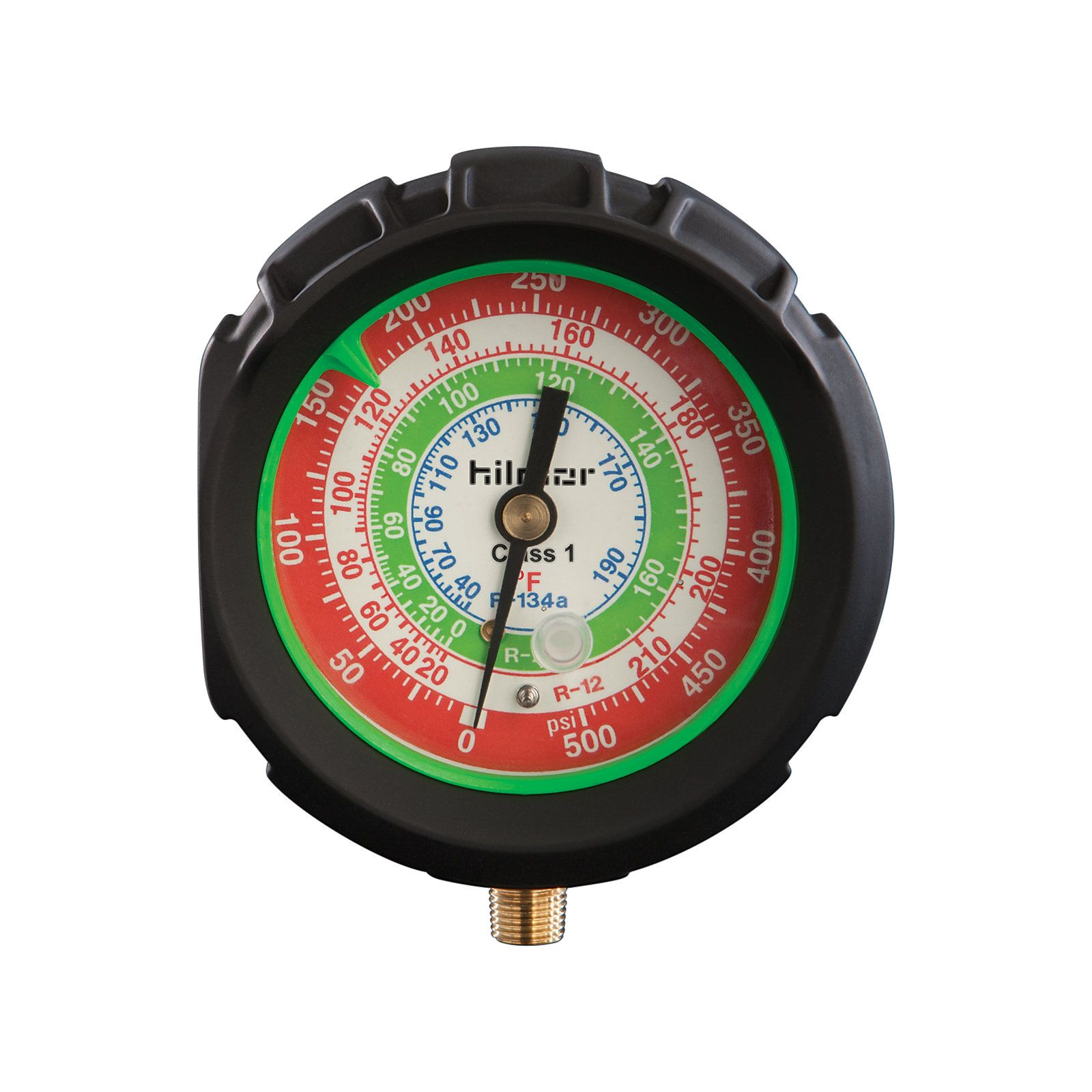 hilmor 1839087 - AG1222134H 80mm Analog Gauge R12-22-134A High
