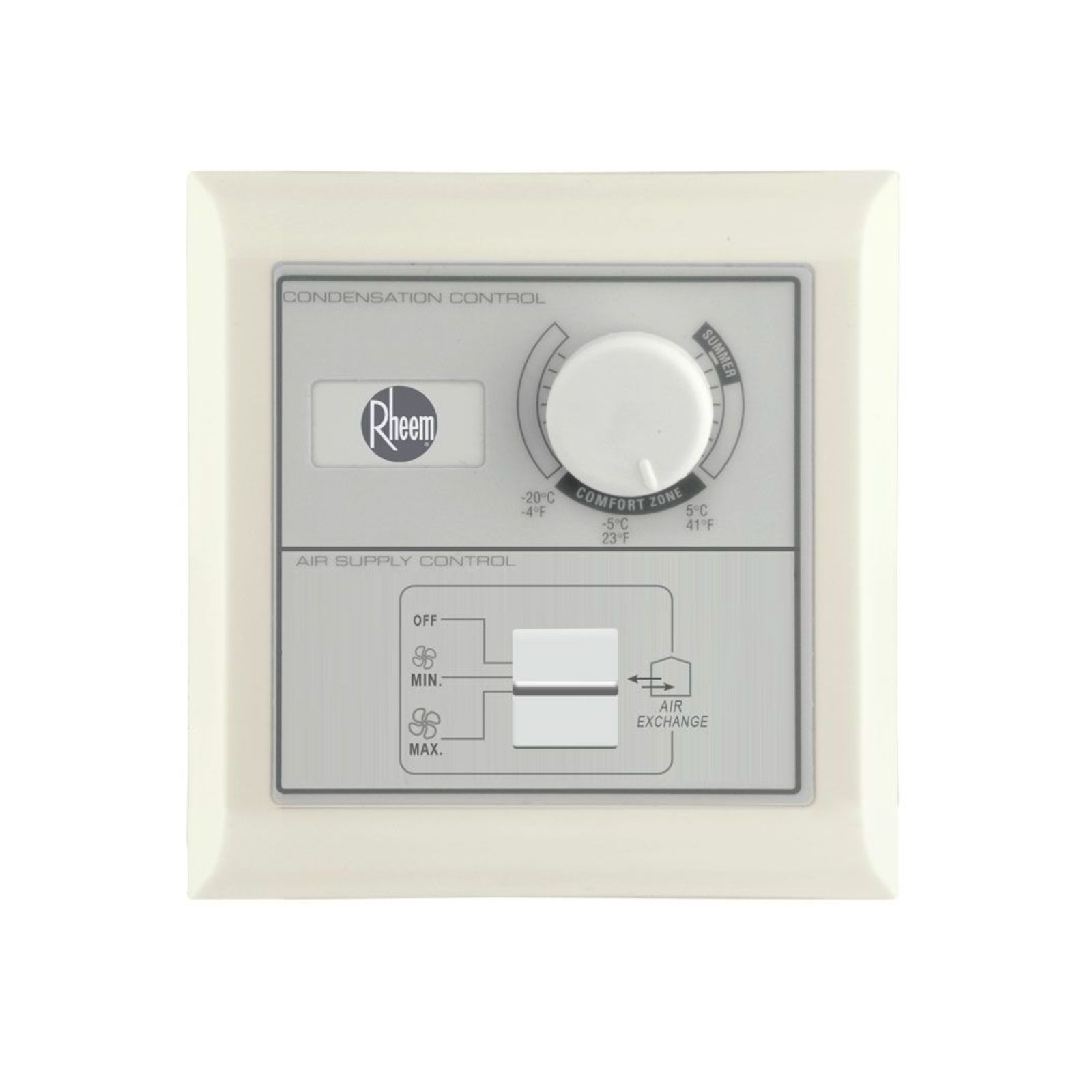 PROTECH 41-40210-01 - Economy Wall Control