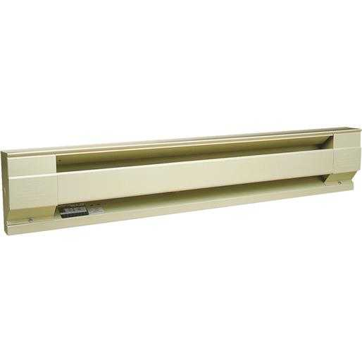 Cadet Mfg. 4'Almd Baseboard Heater 06509 Unit: EACH