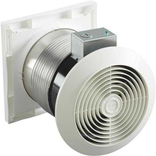 Broan-Nutone Wall Ventilator 512M Unit: EACH