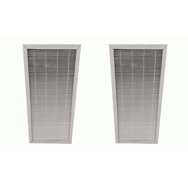 2 Blueair Air Purifier Filters Fit 400 Series Air Purifiers - air filter