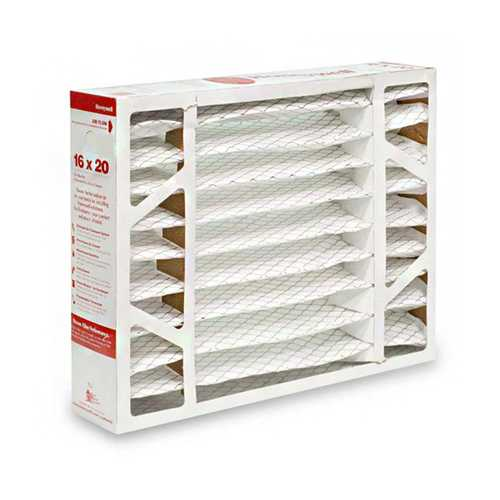 Replacement Pleated Air Filter for for Honeywell 16x20x5 MERV 11