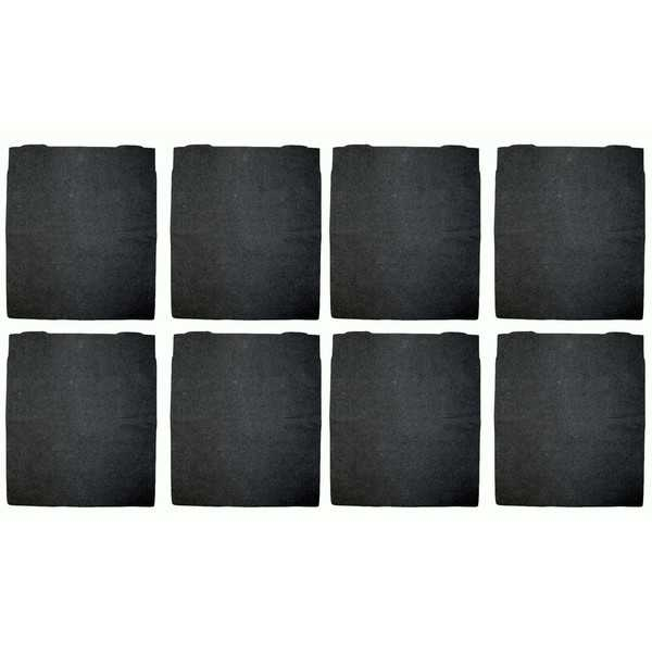 8 Carbon Pre Filters, Fits Whirlpool AP300, AP350, AP450 and AP510, Part # 8171434K - carbon filter