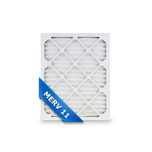 Replacement Air Filter for Honeywell 16x25x4 - MERV 11 Replacement Air Filter