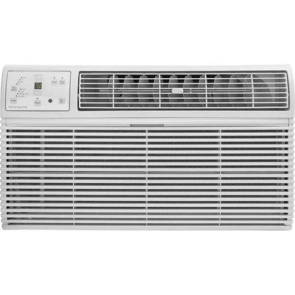 Frigidaire FFTH0822R1 8,000 BTU 115V Through-the-Wall Air Conditioner with 4,200 BTU Supplemental Heat Capability