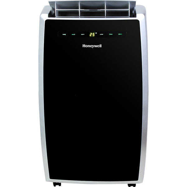 Honeywell MN12CES 12,000 BTU Portable Air Conditioner with Remote Control - Black/Silver