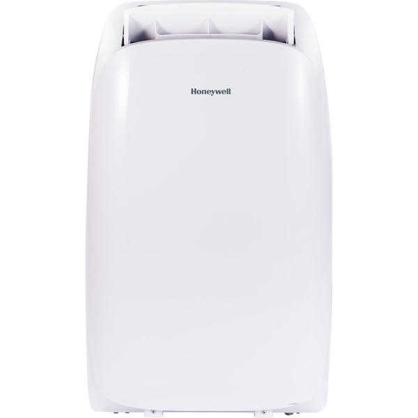 Honeywell HL10CESWW HL Series 10,000 BTU Portable Air Conditioner with Remote Control - White/White
