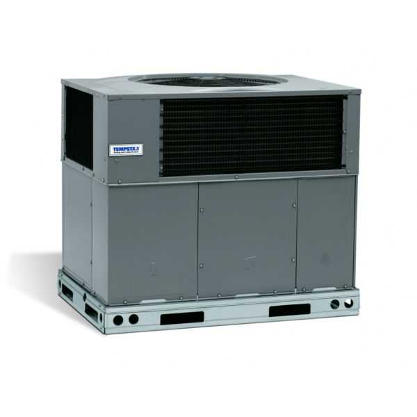 Tempstar PGD460115K000D - Standard 5 Ton, 14 SEER, R410a Small Gas/Electric Package Unit, 208/230-1-60