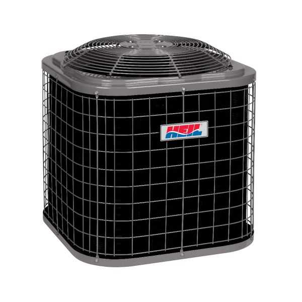 Heil - N4A318AKN - 1-1/2 Ton Efficient 13 SEER Air Conditioner Environmentally Sound R410A Refrigerant