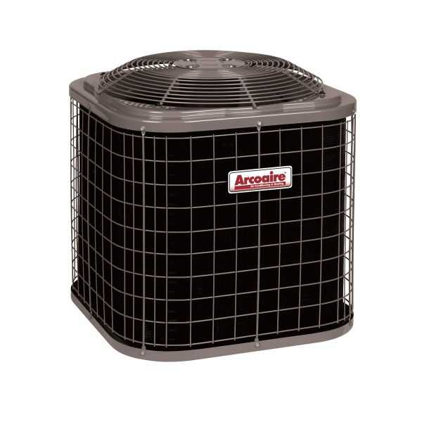 Arcoaire - N4A342AKN - 3-1/2 Ton Efficient 13 SEER Air Conditioner Environmentally Sound R410A Refrigerant