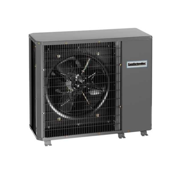 Comfortmaker - NH4H460AHA - 5 Ton, 3 Phase, 14 SEER Horizontal Discharge Heat Pump Condenser R410A
