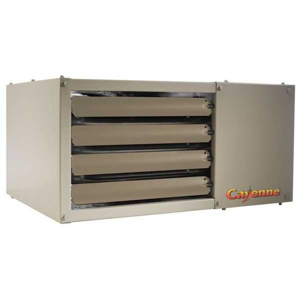 ADP FSAN-60-1-1-1 CAYENNE - FSA Series 60 MBTUH Low Profile Unit Compact Heater, Natural Gas, Aluminized Steel Heat Exchanger