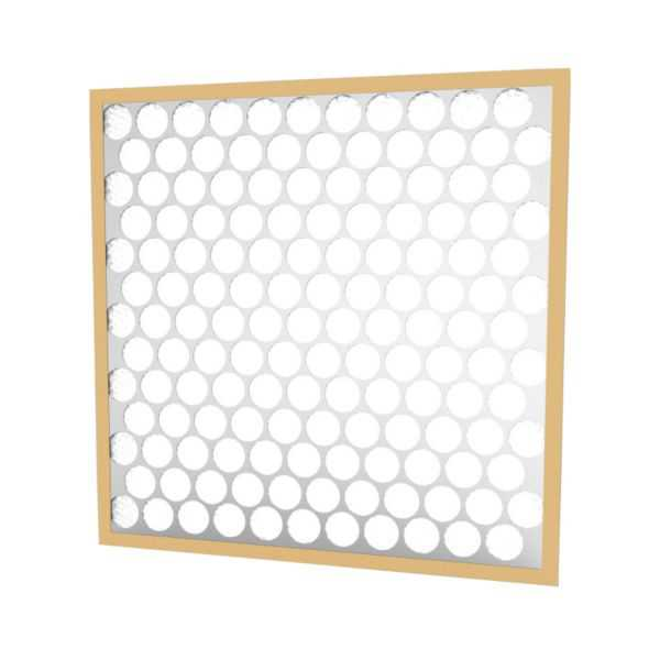 Glasfloss PTA18201 - Synthetic Heavy-Duty Disposable Panel Filter, 18' X 20' X 1'