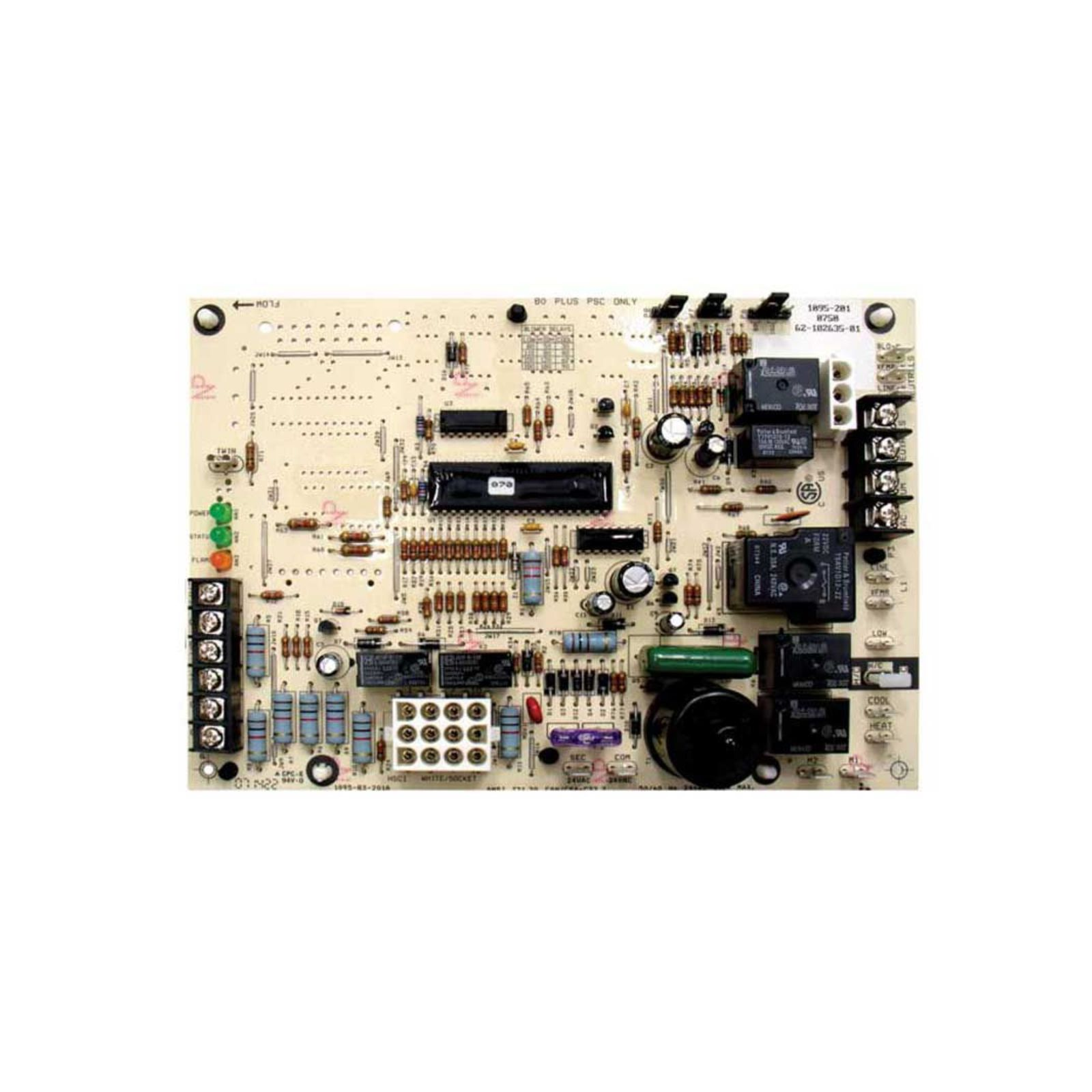 UTEC 62-102635-01 - Integrated Furnace Control Board (IFC)