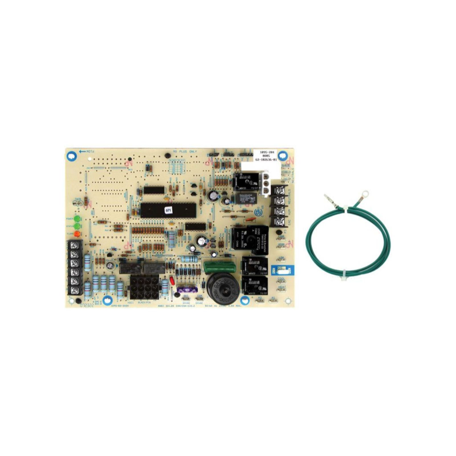 Rheem 62-102636-81 -   Integrated Furnace Control Board (IFC)