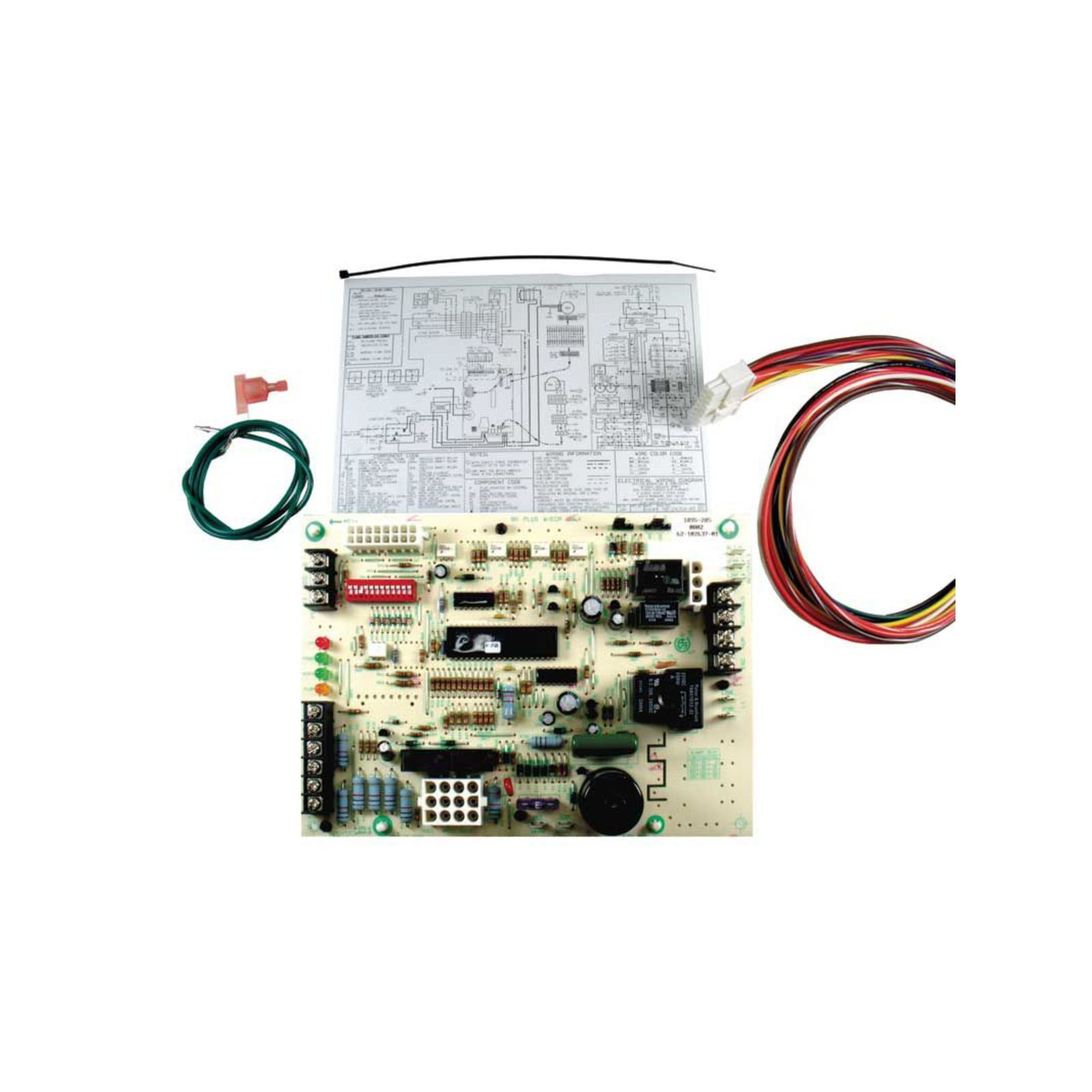 PROTECH 62-102637-81 - Integrated Furnace Control Board (IFC)