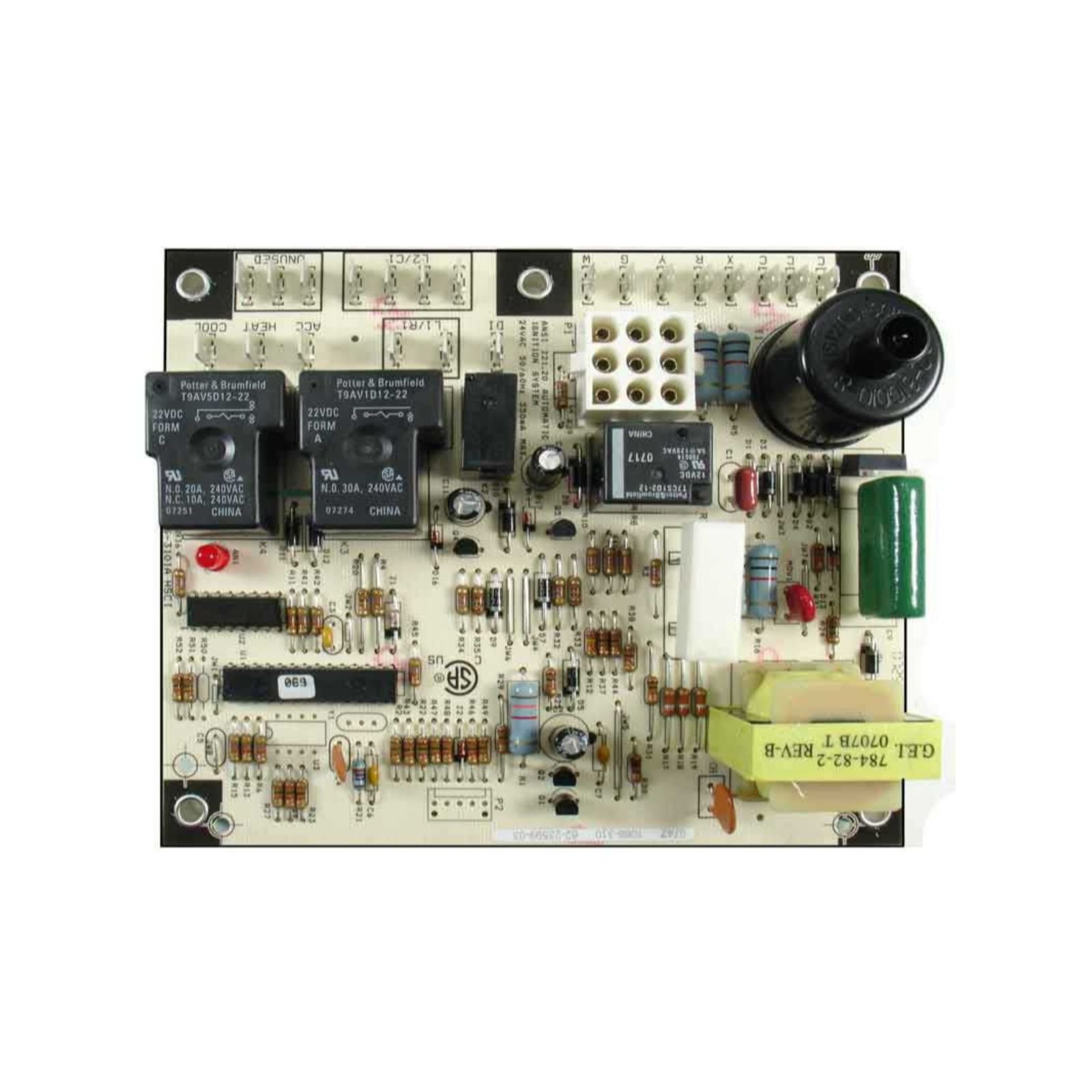 UTEC 62-23599-03 - Integrated Furnace Control Board (IFC)