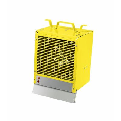 4,800-Watt Electric Enclosed Motor Construction Portable Heater