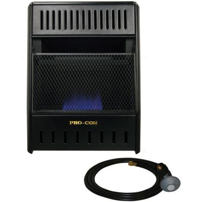 14 in. Vent-Free Propane Heater