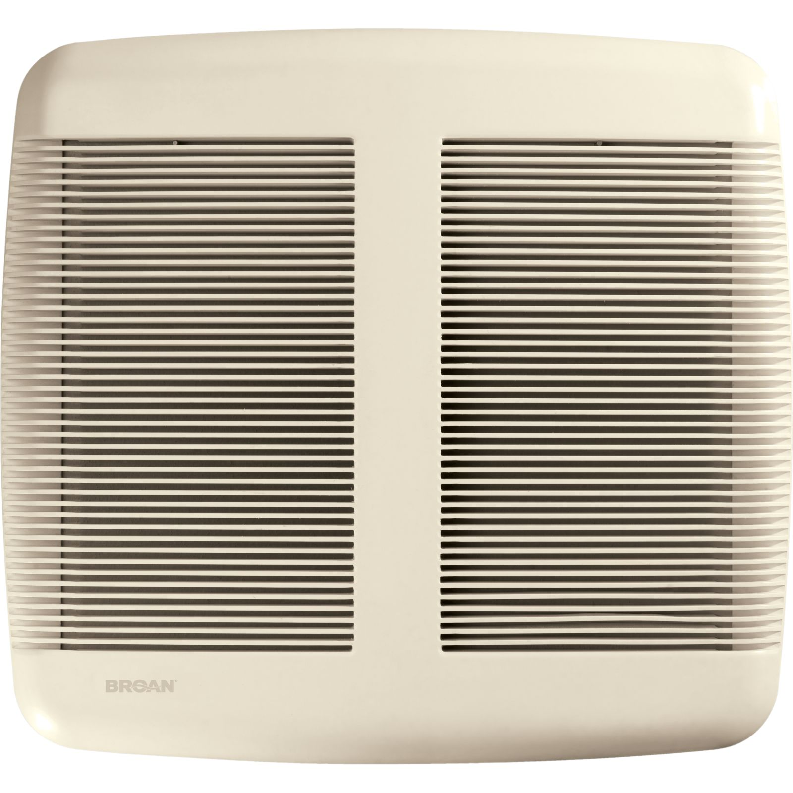 Broan QTRE080 - Very Quiet Bath Fan, White Grille, 80 CFM. ENERGY STAR Fan